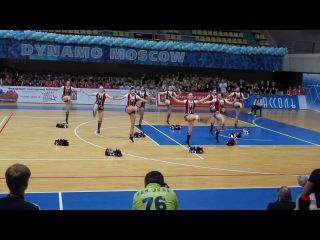 Чемпионат Москвы по черлидингу 2014, номинация Чир Данс, команда Деметра