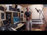 Avicii - Wake Me Up (Саксофонист Syntheticsax)