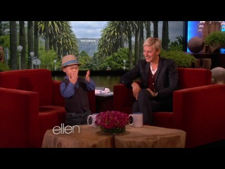 Four-Year-Old Sings Bruno Mars's song 'Grenade' for Ellen !