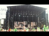 Red Hot Chili Peppers- [Live at Tuborg Greenfest,St.Petersburg,Russia @ 20.07.12] – Dani California