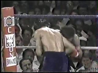 1983-05-01 Edwin Rosario vs Jose Luis Ramirez I (vacant WBC lightweight title)