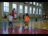 Спорт отряд в Орленке г. ГУБКИН 2012 г