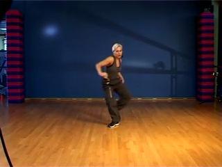 Фанки — танцевальная аэробика [video-dance.ru]№1