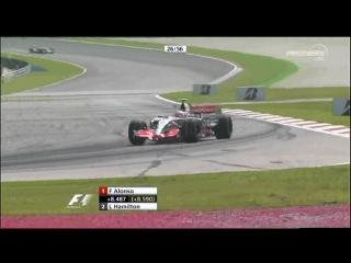 Формула 1. гран при малайзии 2 этап из 17 (2007)