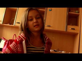 Украинская девочка рассказывает про будущего мужа...