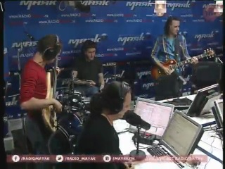 Coal (Надежда Гордиенко) прямой эфир, радио Маяк