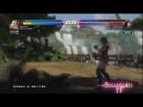Tekken Tag Tournament 2 - Anna Lili Vs Asuka Jun Kazama