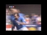 Гол Конте в ворота турков на Евро - 2000