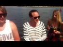 Open waterRooftop on the boat (Mitu)