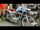 Daytona Biketoberfest Bike Show - Willie's Tropical Tattoo Old School Chopper Show by J&P Cycless