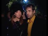 Ольга Дроздова и Дмитрий Певцов на премьере фильма