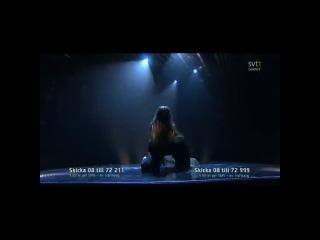 Второй топ10 по прослушанным десяти песням Евровидения 2012