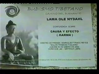 Documentary about lama ole nydahl works in latin america