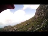 Панорама подъёма на Дзыхву 17