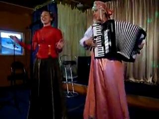 Русские народные песни с Марией Некалиной