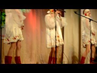 танец Сапожки русские