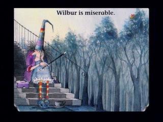 Winnie the Witch. Story