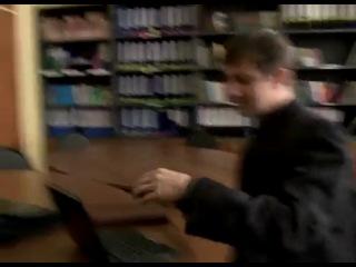 Молодежный ТВ-сериал Школа, 1-й канал, 2010 г. 7-я серия, фрагмент