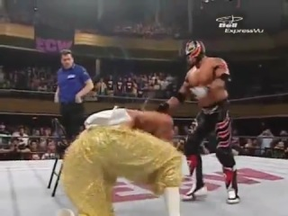 ECW One Night Stand 2006 - Rey Mysterio vs Sabu (Extreme Rules World Heavyweight Championship)