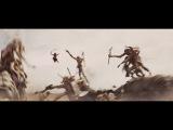 Отрывок из фильма Джон Картер / Битва в пустыне