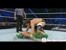 Sin Cara and Rey Mysterio Vs Team Hell No WWE Smackdown