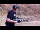 HK G36 full auto with Beta Mag and YHM Silencer