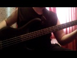 Gojira Flying Whales bass cover