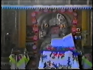 40-летие возвращения казаков-некрасовцев. 21-22 сентября 2002 год. 3 часть. (Архив Гусевых)
