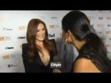 Red carpet interviews with the cast of of 'What Maisie Knew' at TIFF 2012