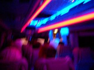 Дорога на bar street в Мармарисе или просто- alcobus)