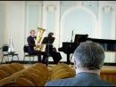 Токката для тубы соло - композитор Ж.Джексембекова, исполнитель А.Долганов (Украина)