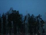 Впервые открытие в Курске цветного фонтана 8.05.2012 г.