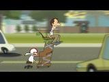 Сорвиголова Кик Бутовски /Kick Buttowski: Suburban Daredevil 1 сезон 8 серия