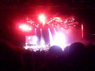 Концерт в Казани группы Scorpions
