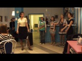 Татьяна Веселова Леди Совершенство, бэк-вокал исполняет ОМ Бэнд