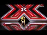 X-Фактор 3 - Юлия Плаксина - Euphoria (Loreen)