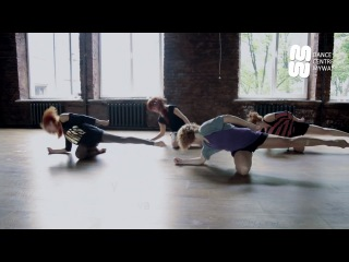 Alyosha feat. Ivan Dorn - Ty Ujdesh contemporary workshop by Angela Karaseva - Dance Centre Myway