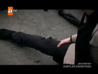 Kurtlar vadisi Pusu Ulubey Cenaze Baskını.mp4
