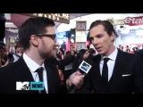 Benedict Cumberbatch Reveals His Favorite Line In 'Star Trek Into Darkness' - Golden Globe 2013
