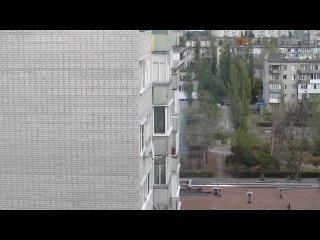 Пожар в МЖКовском доме 15.08.2012г.