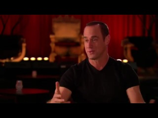 Christopher Meloni banging Salome