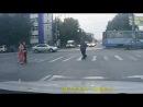 Дтп пересечение улиц Кирова и Гурьевской 24.07.2013