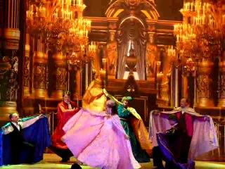 Звезды московской оперетты