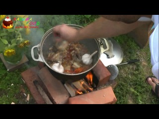 Видео рецепт узбекского плова от Radugafood