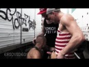 Peto Coast and his buddy plow David on a construction site - 720p