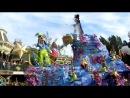 Парад в Диснейленде Париж Часть 2