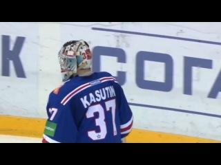 Видео -Обзор матча СКА -Динамо- М - 2-4 2-й матч 23.03.13 г