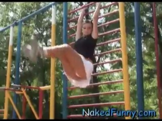 Naked & Funny 9 -Erotic exercise-