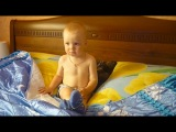 у Ярославки,у этого малыша так забавно меняется мимика в течении всего просмотри мультика))