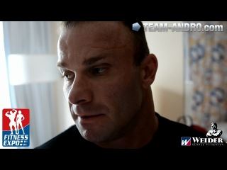 Ronny rockel - 1 day out from 2012 nordic pro